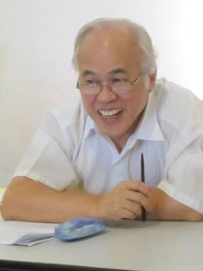 林水檺教授