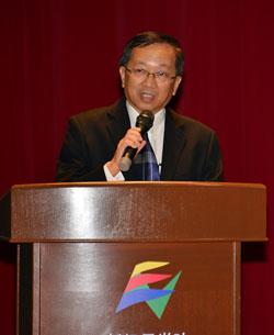 教总尊师重道运动工委会主席陈清顺校长