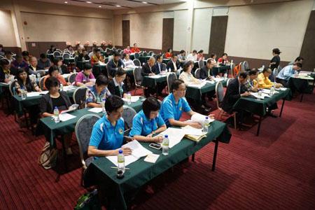 2014年教总常务理事及各属会代表联席会议一直通过10项提案