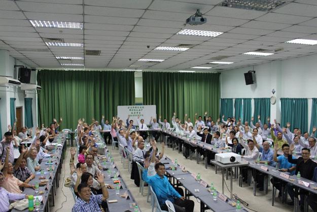 董教总针对华文独中统考召开华团扩大交流会议 大会共识与声明