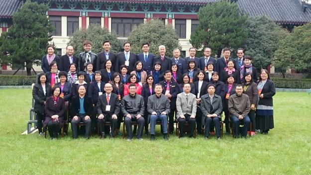 2016年马来西亚华小行政人员(南京)研习班