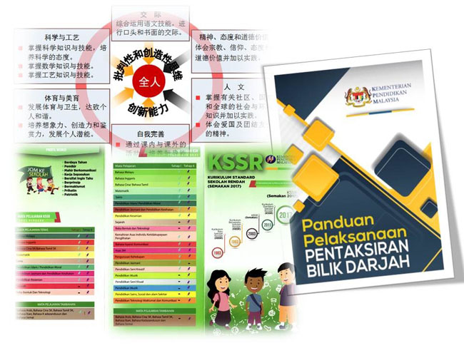 华小推行小学标准课程(KSSR)的概况调查报告